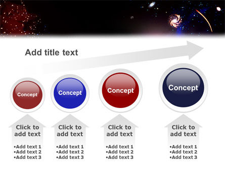 Astronomical Research PowerPoint Template Slide 13