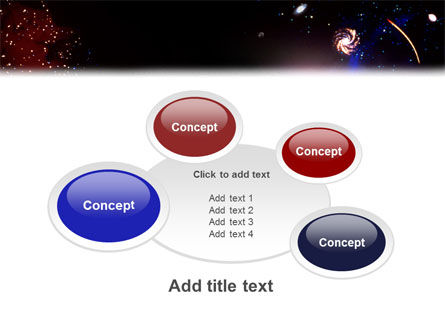 Astronomical Research PowerPoint Template Slide 16