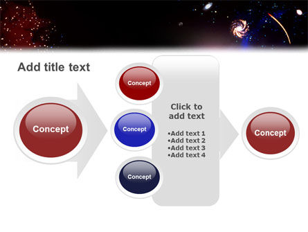Astronomical Research PowerPoint Template Slide 17