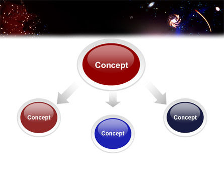 Astronomical Research PowerPoint Template Slide 4