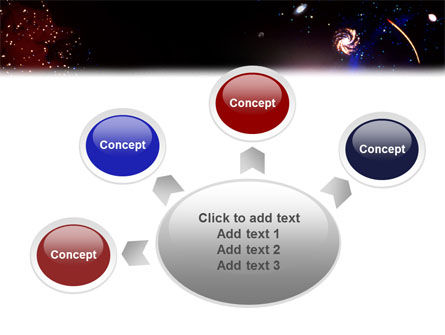 Astronomical Research PowerPoint Template Slide 7