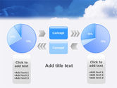 Cloudy Sky PowerPoint Template#11