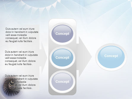 Turbojet Engine PowerPoint Template Slide 11
