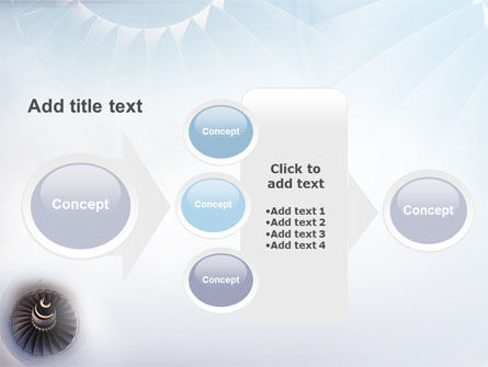 Turbojet Engine PowerPoint Template Slide 17