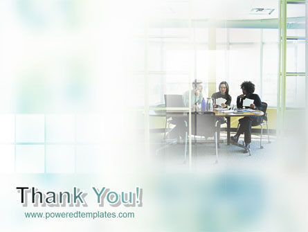 Office Meeting PowerPoint Template Slide 20