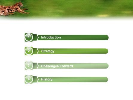 Wild Life PowerPoint Template, Slide 3, 02015, Animals and Pets — PoweredTemplate.com