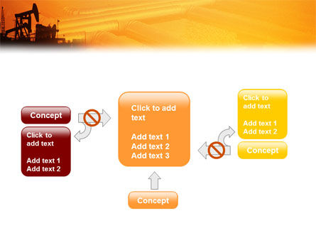 Oil Well PowerPoint Template Slide 13