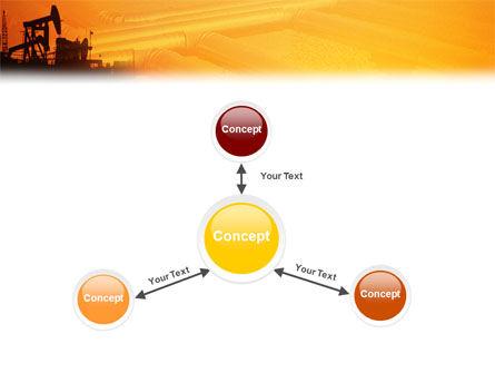 Oil Well PowerPoint Template Slide 14