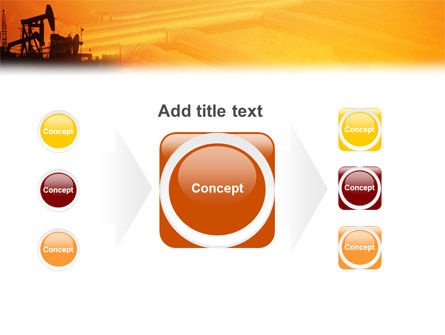 Oil Well PowerPoint Template Slide 17
