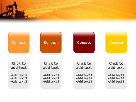Oil Well PowerPoint Template Slide 5
