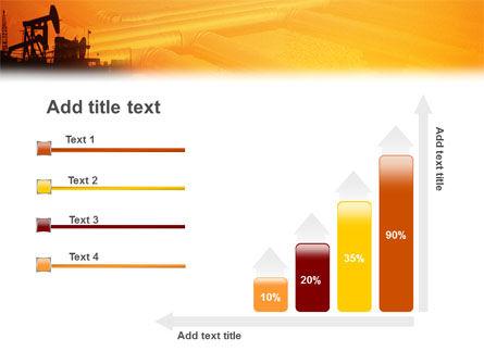 Oil Well PowerPoint Template Slide 8