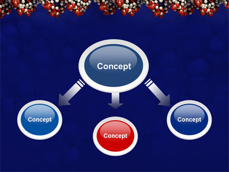 Molecular Modeling PowerPoint Template, Slide 4, 02019, Technology and Science — PoweredTemplate.com