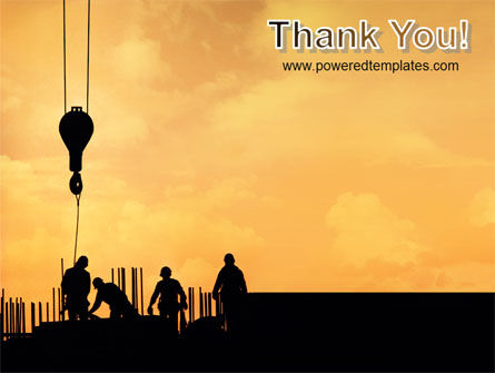Building Industry PowerPoint Template Slide 20