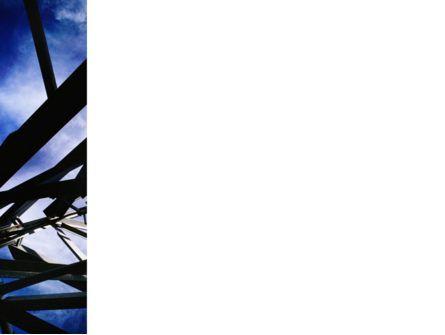 Power Transmission PowerPoint Template, Slide 3, 02022, Construction — PoweredTemplate.com