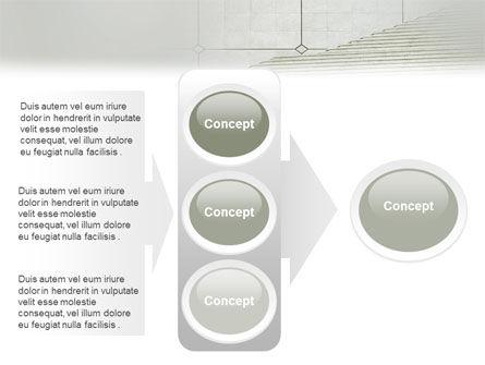 Stairway PowerPoint Template Slide 11