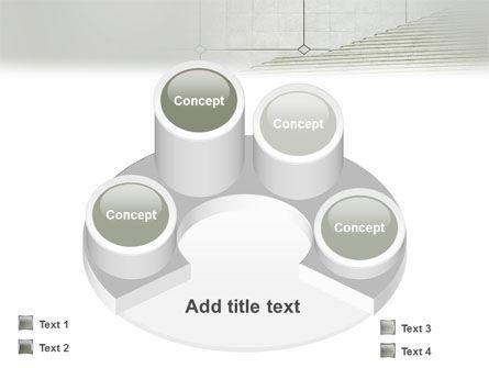 Stairway PowerPoint Template Slide 12