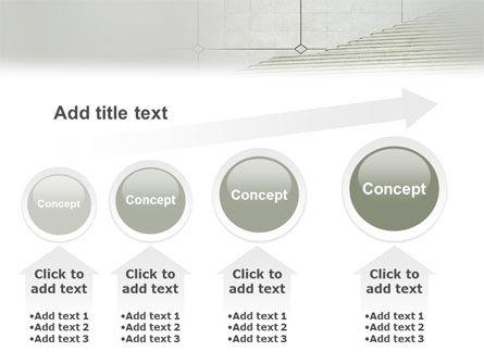 Stairway PowerPoint Template Slide 13