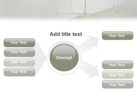 Stairway PowerPoint Template Slide 14