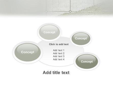 Stairway PowerPoint Template Slide 16