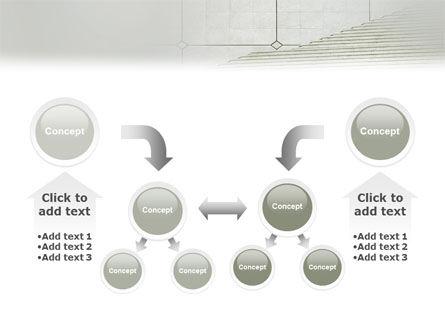 Stairway PowerPoint Template Slide 19