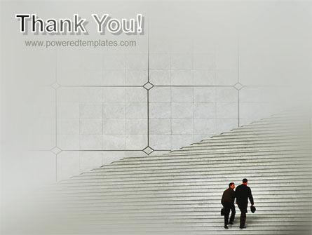 Stairway PowerPoint Template Slide 20