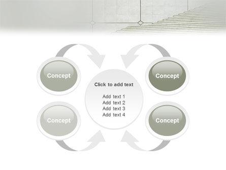 Stairway PowerPoint Template Slide 6