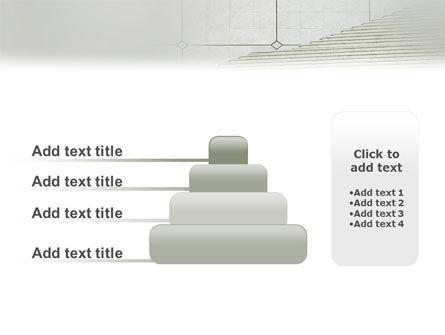 Stairway PowerPoint Template Slide 8