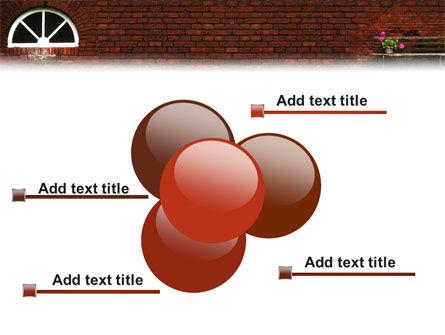 Brick Wall PowerPoint Template Slide 10