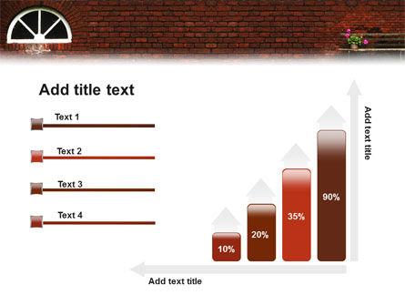 Brick Wall PowerPoint Template Slide 8