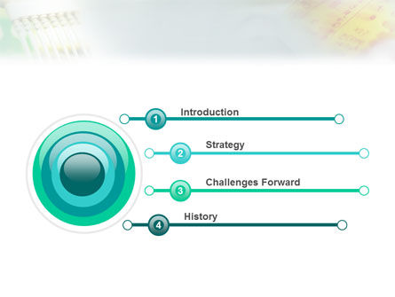 Analytic Researcher PowerPoint Template, Slide 3, 02031, Technology and Science — PoweredTemplate.com