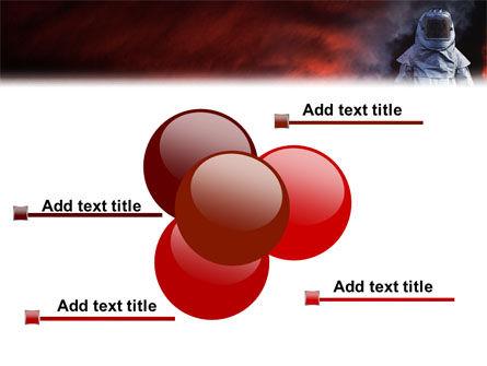 Deep Fire PowerPoint Template Slide 10