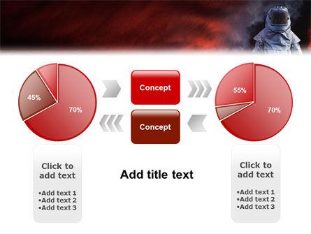 Deep Fire PowerPoint Template Slide 11