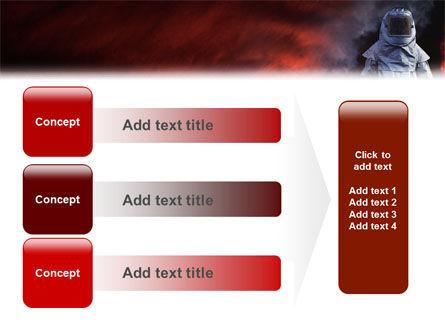 Deep Fire PowerPoint Template Slide 12