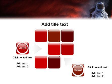 Deep Fire PowerPoint Template Slide 16
