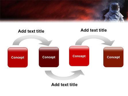 Deep Fire PowerPoint Template Slide 4