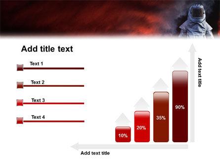 Deep Fire PowerPoint Template Slide 8