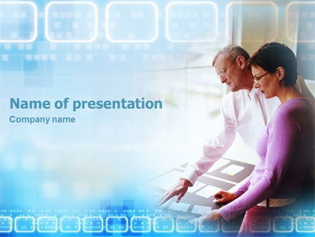 Education & Training: Project Management PowerPoint Template #02034