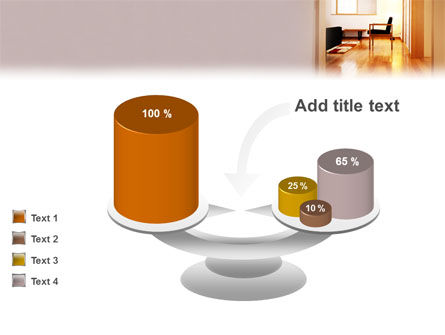 Apartment Design PowerPoint Template Slide 10