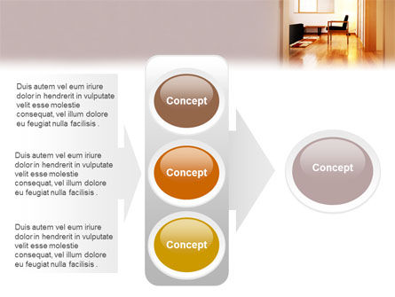 Apartment Design PowerPoint Template Slide 11