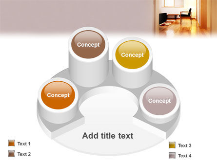 Apartment Design PowerPoint Template Slide 12