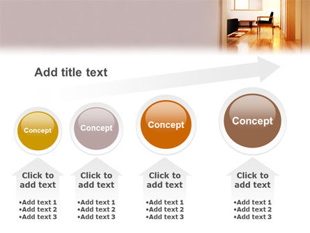 Apartment Design PowerPoint Template Slide 13