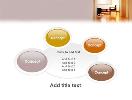 Apartment Design PowerPoint Template Slide 16