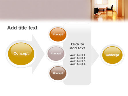 Apartment Design PowerPoint Template Slide 17