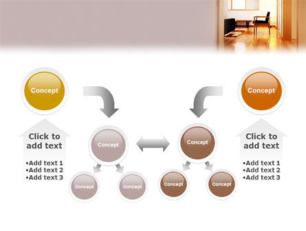 Apartment Design PowerPoint Template Slide 19