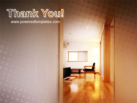 Apartment Design PowerPoint Template Slide 20