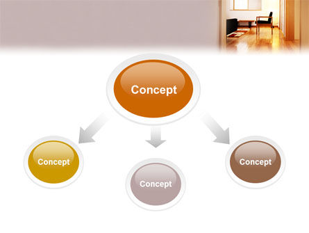 Apartment Design PowerPoint Template Slide 4