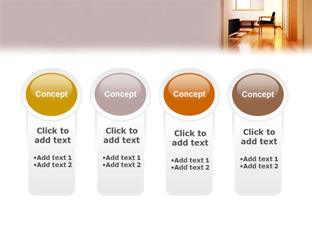 Apartment Design PowerPoint Template Slide 5