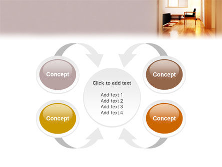 Apartment Design PowerPoint Template Slide 6