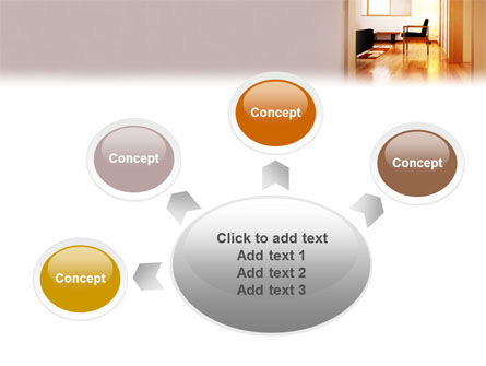 Apartment Design PowerPoint Template Slide 7