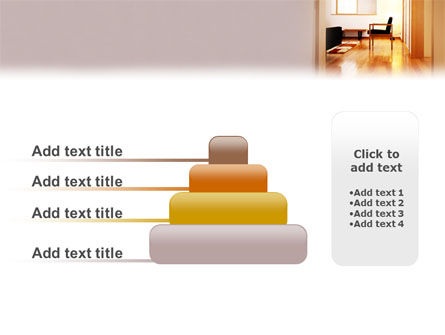 Apartment Design PowerPoint Template Slide 8